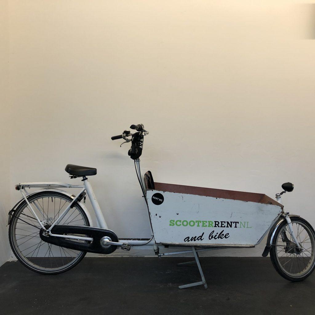 Rental bikes: Cargo Bike