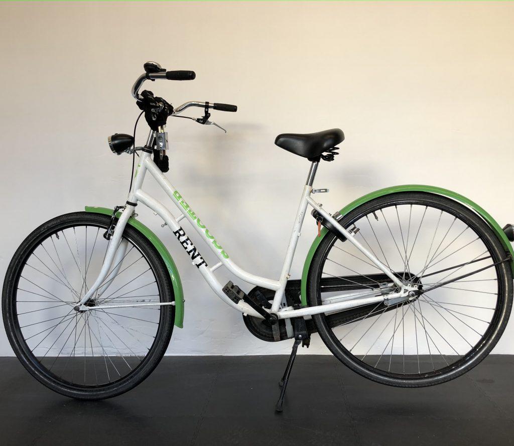 Rental bikes: Dutch City Bike