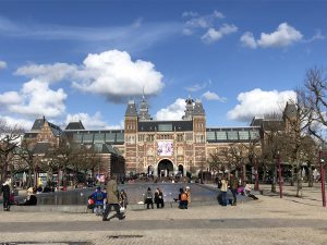 Tourist information: Rijksmuseum